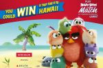 Hostess Angry Birds Sweepstakes – Win A Trip