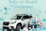 Owlet Baby on Board Giveaway