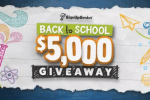 SignUpGenius $5,000 Back to School Giveaway Win $5,000 Grand Prize