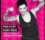 T-Mobile Tuesdays Week #115 Instant Win Sweepstakes