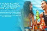 Fuze Summer Sip & Scan Sweepstakes