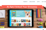 Epic School Year Giveaway