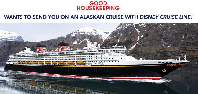 Good Houskeeping Alaskan Magic Sweepstakes