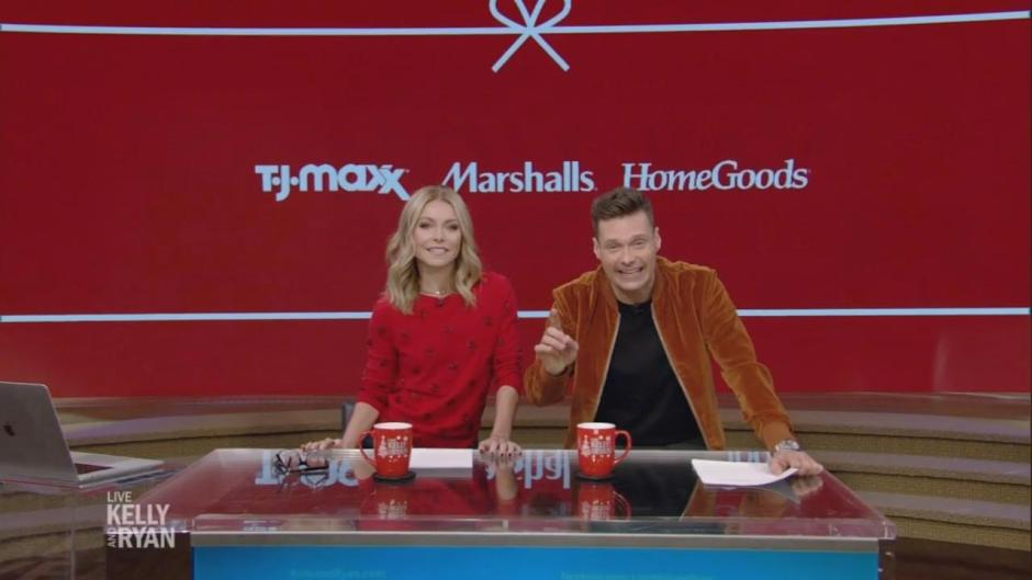 Live With Kelly and Ryan Holi Yay Shopping Spree Contest