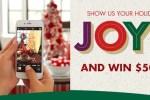 Biglots Show Us Your Holiday Joy Sweepstakes