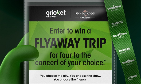 Consumer Choice Flyaway Sweepstakes
