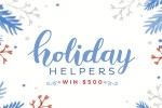 HGTV Holiday Helpers Sweepstakes