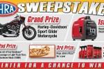 NHRA Sweepstakes 2018 - Win a Harley-Davidson Motorcycle