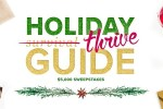 AARP'S HOLIDAY THRIVE GUIDE SWEEPSTAKES