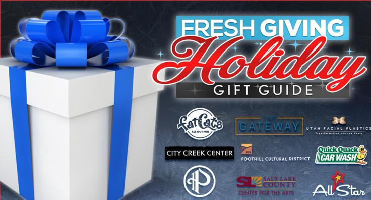 Fresh Giving Gift Guide 2018 Contest