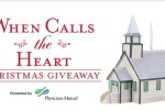 When Calls The Heart Christmas Giveaway