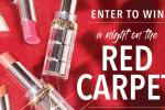 Night on the Red Carpet with L'Oréal Paris Sweepstakes