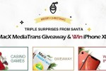 MacX MediaTrans Sweepstakes - Win Apple iPhone XR 64GB