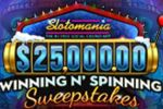 PCH $25,000 Winning N' Spinning Sweepstakes