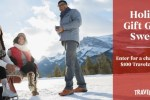 Travelzoo Holiday Gift Guide Promotion Sweepstakes