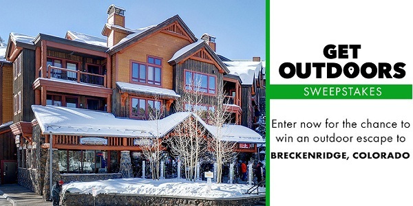 Get Outdoor Sweepstakes - Win A Trip