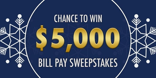 Independentbank Bill Pay Sweepstakes