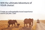 WENGAGE Ultimate Adventure Sweepstakes