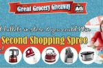 Great Grocery Giveaway Game Contest 2019