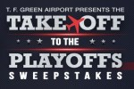 Takeoff To The Playoffs Sweepstakes