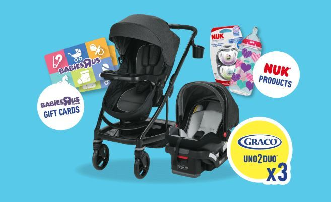 GRACO Uno2Duo Sweepstakes