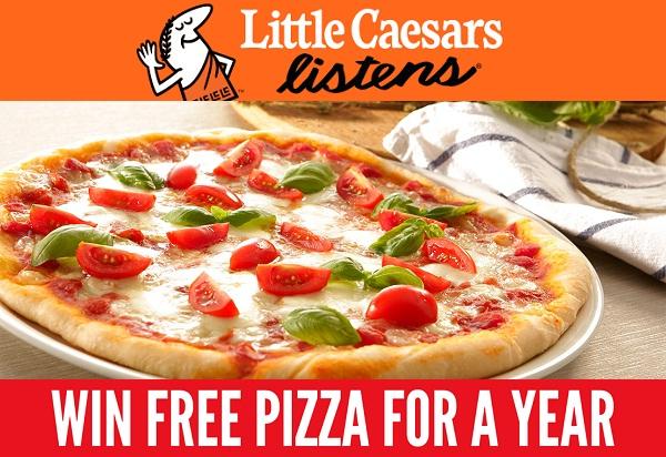 Little Caesars Listens Rewards Sweepstakes