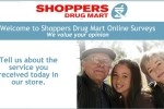 Shoppers Drug Mart Customer Satisfaction Survey Sweepstakes