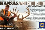 Buckmasters Kansas Whitetail Hunt Giveaway