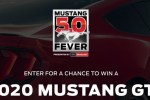 Motorcraft Mustang 5.0 Fever Sweepstakes
