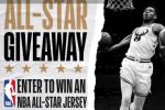 NBA All-Star Edition Jersey Sweepstakes