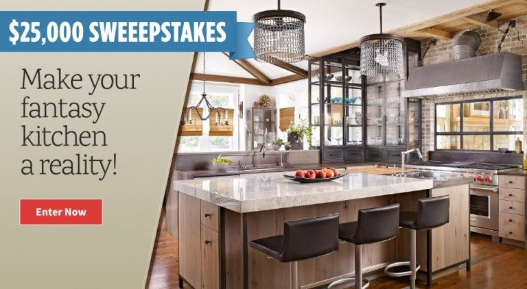 Allrecipes $25,000 Sweepstakes