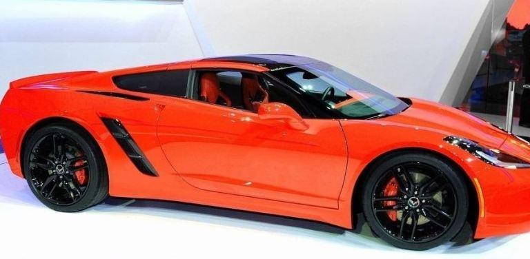 InShane Designs Corvette Car Giveaway