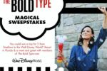 The Bold Type TV Walt Disney World Magical Sweepstakes