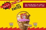 Slim Jim Snap into Easter Sweepstakes