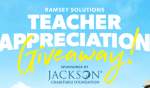 Dave Ramsey Teacher Appreciation Giveaway