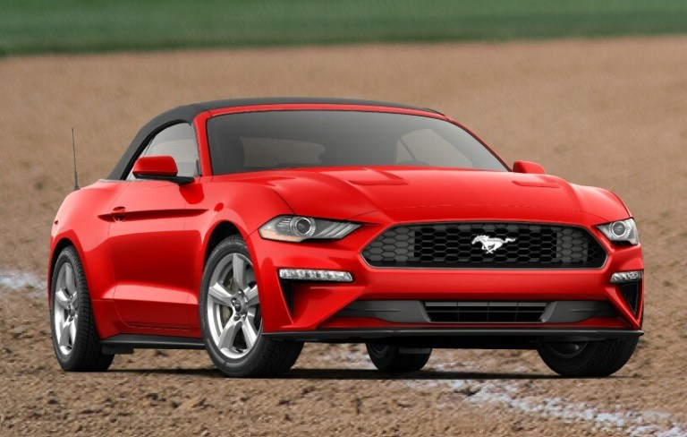 Liberty Ford Grand Slam Giveaway 2019 - win Ford Mustang