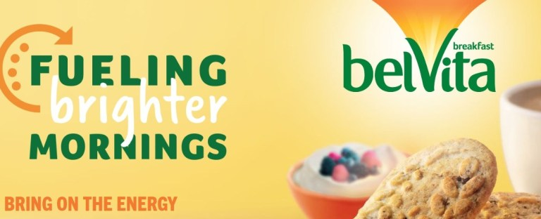 Belvita Fueling Brighter Mornings Sweepstakes