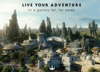Disney Channel Galactic Adventure Contest