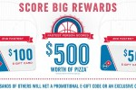 Domino's Quikly Campaign Sweepstakes