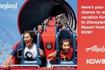 KGW-TV Disneyland Word Of The Day Sweepstakes
