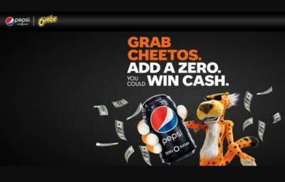 Grab A Cheetos and A Zero Sweepstakes