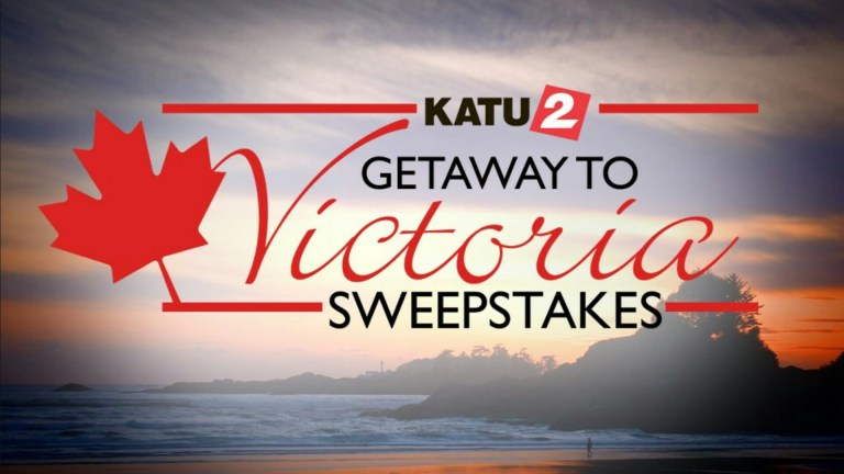 KATU Getaway to Victoria Contest