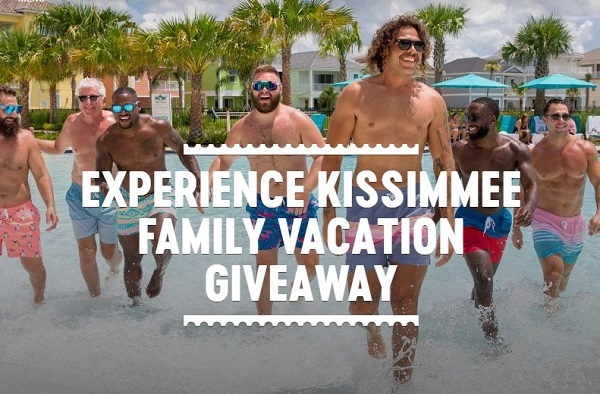 The Experience Kissimmee Florida Vacation Sweepstakes