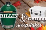Big Green Egg Grill Sweepstakes 2019