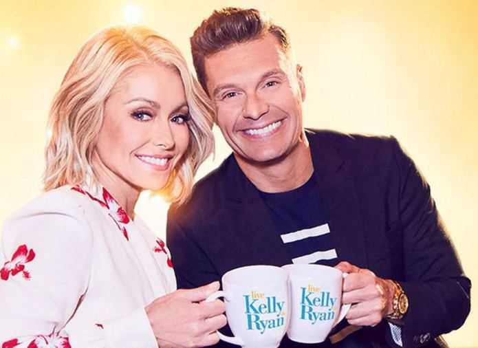 Live With Kelly and Ryan Live Smile Time Travel Trivia Mug Sweepstakes