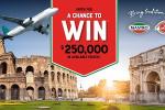 Mastro and San Daniele Instant Win Game