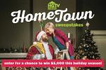 HGTV.com Home Town $5,000 Decor Sweepstakes