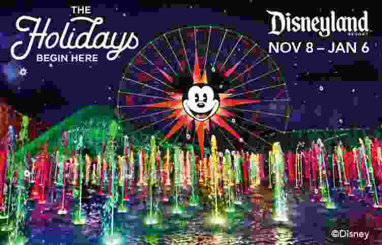ALT 105.3 Holiday Time At The Disneyland Resort Contest