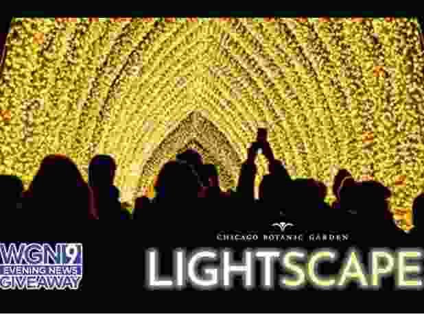 WGNTV Evening News Lightscape Giveaway