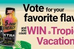 Taste of the Tropics National Sweepstakes on 5hewin.com